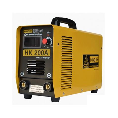 Mày hàn INVERTER HK 200A - 220V